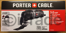 PORTER-CABLE PCE606K 3A Oscillating Kit 11 PC Accessories NEW FREE Priority SH