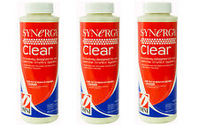 Omni Synergy Clear Oxider and Clarifier Chemical for Swimming Pools - 3 lbs