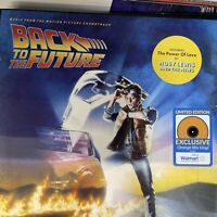 Back To The Future - Soundtrack LP Vinyl Walmart Exclusive NEW SEALED