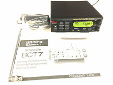 Uniden Bear Tracker 800 BCT7 Police - EMS - Fire - Military - HAM Radio Scanner