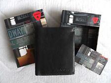 Strellson Suisse En Cuir Souple Tri-Fold Portefeuille Notes Pièces Cartes ID Panneau & Boîte