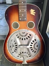 1936 Vintage (pre-war) Dobro Model 27 Resonator