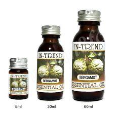 Huile essentielle de Bergamote pure et naturelle 5ml 30ml 60ml