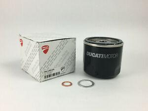 Ducati Original Ölfilter + Dichtring für alle Modelle ausser Panigale 44440038A