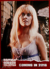 BRITISH HORROR COLLECTION - LUST FOR A VAMPIRE, Suzanna Leigh, PREVIEW Card PR13