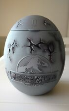Steven Spielberg Jurassic World Jurassic Park 2015 Movie Popcorn Egg MEGA RARE!!