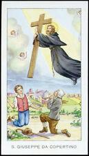 """santino-holy card""""""""ediz. EGIM  n.175 S.GIUSEPPE DA COPERTINO"""