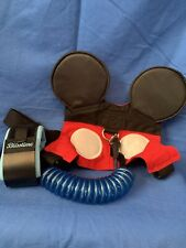 Blisstime Anti Lost Wrist Link Safety Mickey Mouse Harness