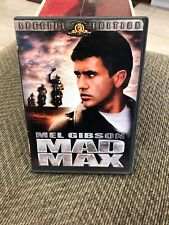 Mad Max (DVD, 2002, Special Edition) Mel Gibson