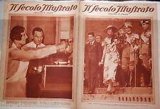 Umberto Savoia e Maria Jose Cerato Accademia femminile di Orvieto De Sica di e