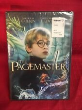 The Pagemaster (DVD) NEW, Sealed, Macaulay Culkin, Christopher Lloyd
