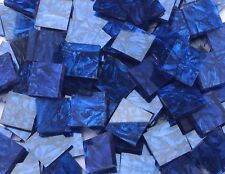 Blue Van Gogh Glass Mosaic Tiles $6.15 Flat Rate Shipping