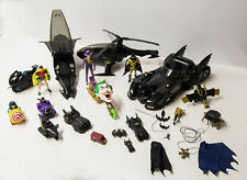 Vintage 1989 Batman 21+ pc Collection incl Kenner,ERTL&McDonald's Pieces REDUCED