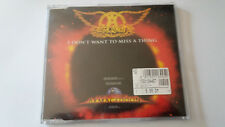 CD Maxi 90er AEROSMITH - I DON´T WANT TO MISS A THING from ARMAGEDDON soundtrack