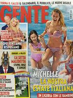 Gente 2020 24.Michelle Hunziker,Stefano De Martino & Fatima Trotta,Fausto Coppi