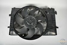 05-09 Mercedes W203 C280 C350 CLK350 Engine Radiator Cooling Fan Motor OEM