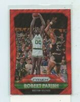ROBERT PARISH 2015-16 Panini PRIZM RUBY WAVE #D /350 Boston Celtics