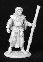 Reaper Miniatures Bertrand, Monk #02829 Dark Heaven Legends Unpainted Metal