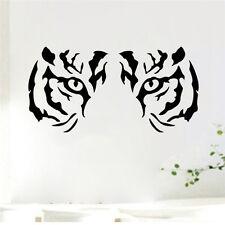 Wall Sticker Vinyl Tiger Mask Decal Home Living Room Bedroom Mural Art Decor