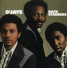 The O'Jays - Back Stabbers [New CD]