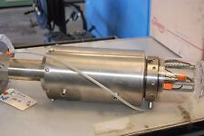 Alfa Laval Electric, Sanitary Actuator, Stainless, w/ Sensor & Mounting, New