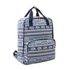 Ladies Laptop Backpack Bag Padded 15.6 Inch Screen Hand Luggage Size Rucksack