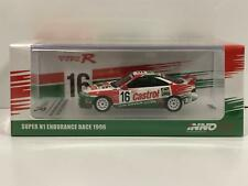 Honda Integra Type R DC2 #16 Castrol Race 1996 1:64 Scale Inno Models