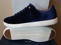 Womens Cole Haan Grand Crosscourt II Shoes Blue Velvet Sneakers NWT