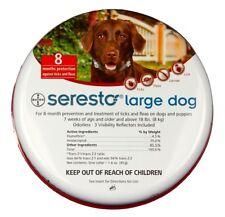 Seresto Flea & Tick Collar for Large Dogs (18 lbs+)