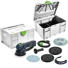 Festool Getriebe-Exzenterschleifer RO 150 Camp-Set Tellerschleifer 575967 Aktion