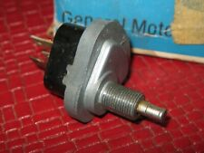NOS 1964-1965 Oldsmobile F85 convertible top switch