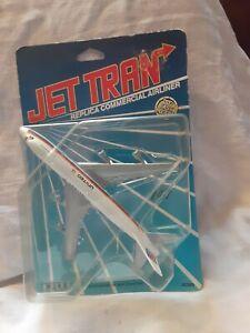"1987 ERTL Jet Tran ""United Airlines"" Boeing 747 Airplane #2390 Diecast"