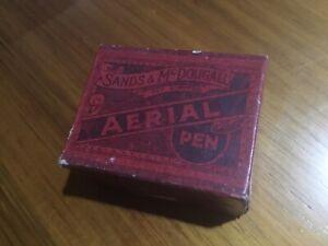 Sands & McDougall Aerial Pen 1 Gross 144 Vintage Dip Nibs