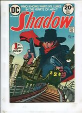 THE SHADOW #1 FIRST ISSUE! THE DOOM PUZZLE! (9.2) 1973