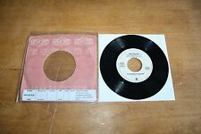 """The Police / 7"""" record CANADA #4 / Every Breath You Take / AM 8640"""