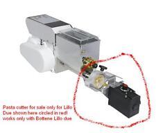 Bottene Lillo Due Italy Electric Motorized Pasta Noodle Cutter Machine