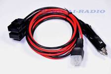 Car Cigarette Radio Power Cable for Yaesu FT-857D FT-897D ICOM IC-725A 706 7400