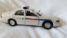 Road Champs Lake Istokpoga Florida Police Diecast Vehicle 1:43 Scale 1999
