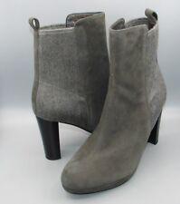 """""""KENDRA PORTER""""Clark's Women/Ladies Dark Grey SUEDE Boots size 7 D."""