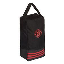Adidas Scarpe Borsa Manchester United da Corsa,Allenamento Pogba Nero Palestra