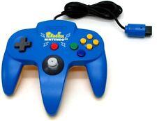 Nintendo 64 Official Blue Pokemon Pikachu Controller N64 JAPAN OFFICIAL IMPORT