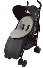 Accesorios de color principal gris para carritos y sillas de bebé