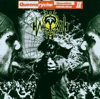 "QUEENSRYCHE ""OPERATION MINDCRIME II"" CD NEUWARE!!!!!!!!"