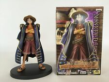 Banpresto One Piece Monkey D Luffy Figure The Grandline Men vol.4 from Japan