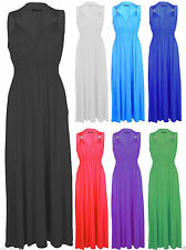 Unbranded Viscose Regular Size Maxi Dresses for Women