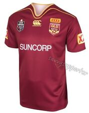 QUEENSLAND Maroons State of Origin 2017 on Field Jersey Adults and Ladies QLD S
