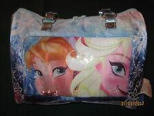 Disney FROZEN Sisters Forever Sleeping Bag & Carry Bag + Spoon & Fork