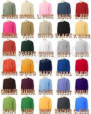 10 Gildan Sweatshirt S to XL Mix/Match colors/sizes Wholesale MINIMUM ORDER 10pc