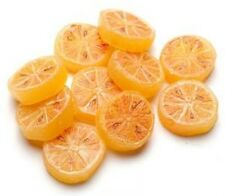 Desmond's Candles Orange Slice 4 oz. Fake Food Wax Embeds