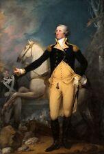 Dream-art Oil painting General George Washington at Trenton by John Trumbull art
